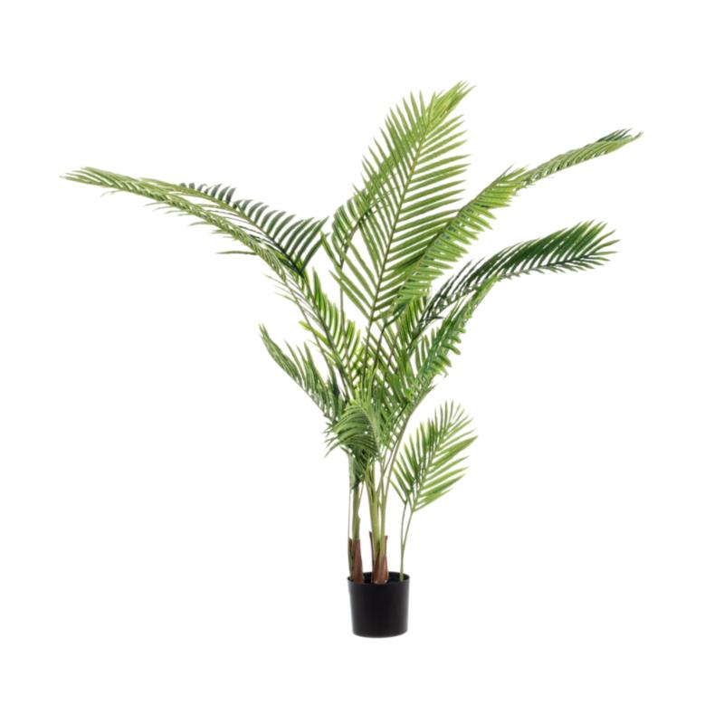 KENZIA PLANT 17LEAVES H160CM W-VASE