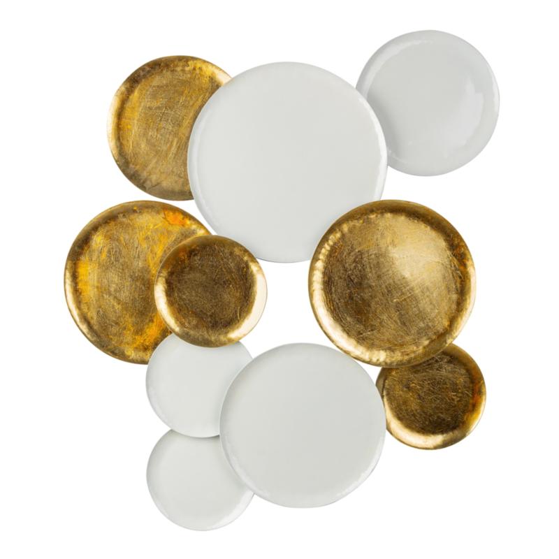 DECORAZIONE PARETE GOLDES 78X84