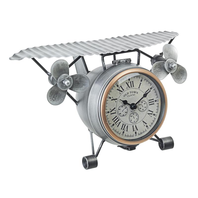 CHARLES AEREO TABLE CLOCK 150-3