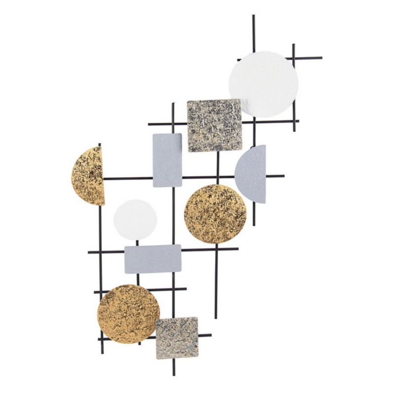 GRAPHIC WALL DECORATION 81.5X54