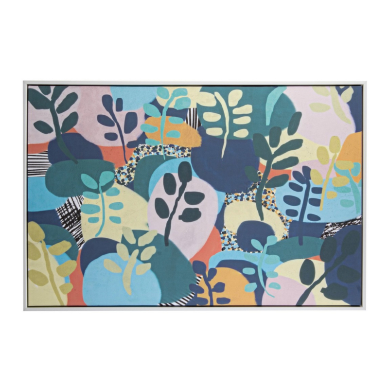 BOLD 22585 PAINTING WITH FRAME 62X92