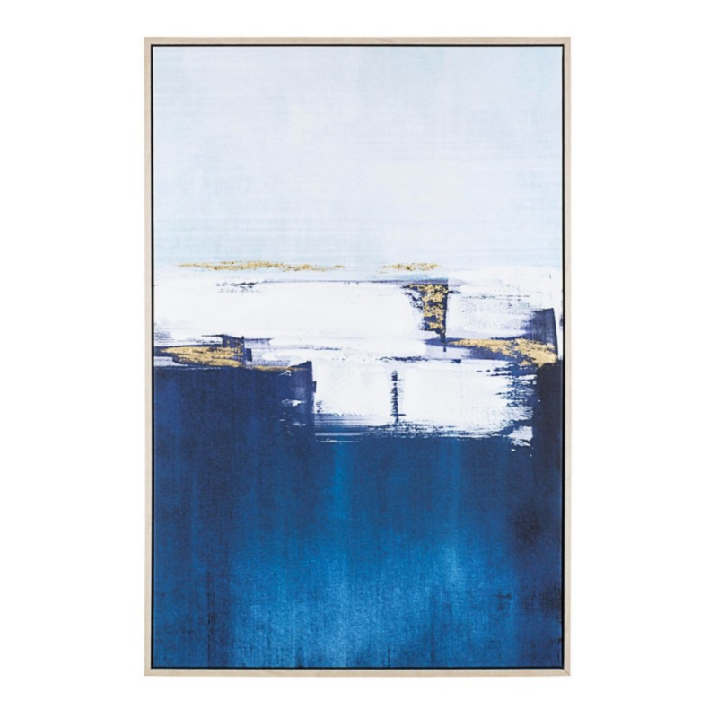 BOLD 31106 PAINTING W-FRAME 62X92
