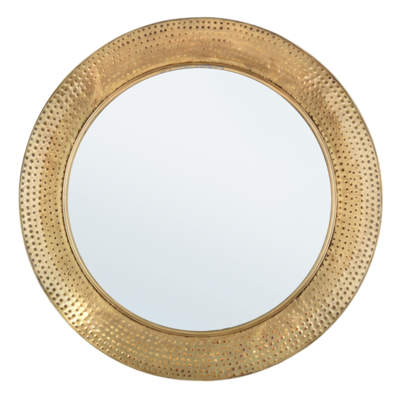 ADARA GOLD MIRROR W-FRAME D80