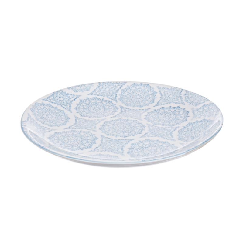 ALAMBRA PORCELAIN DECORATIVE PLATE D35