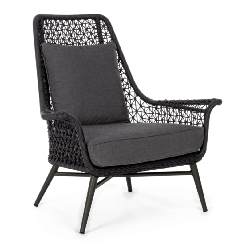 FAUTEUIL AC-C CRISTOBAL ANTHRACITE