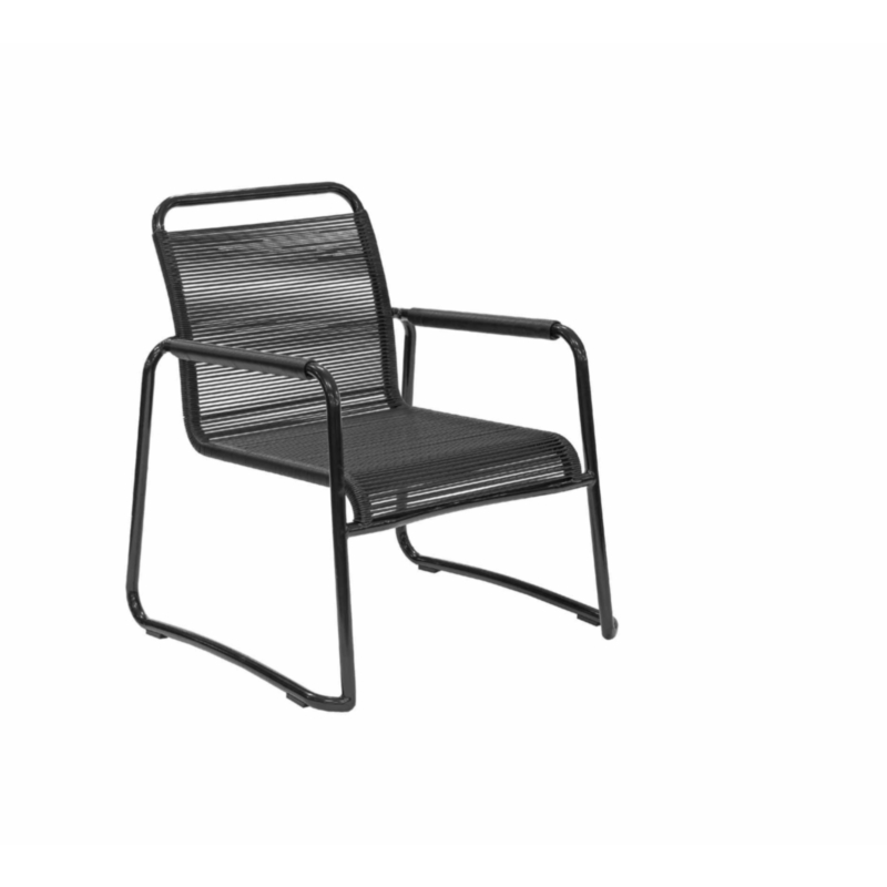 ARMCHAIR KLOE BLACK
