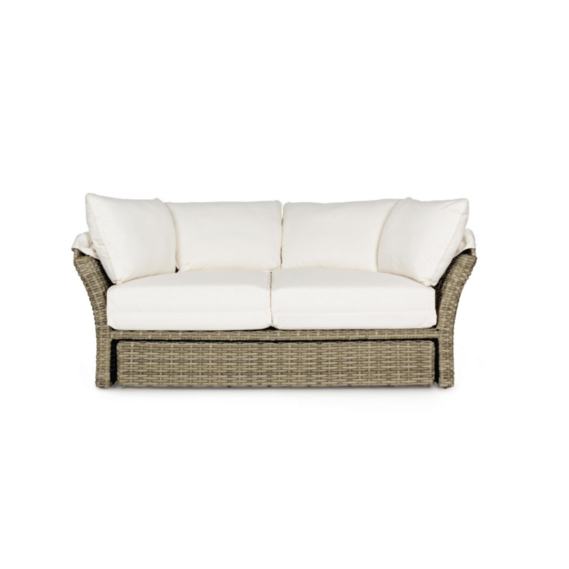 DAYBED IN FIBRA SINTETICA NATURALE - LESLY
