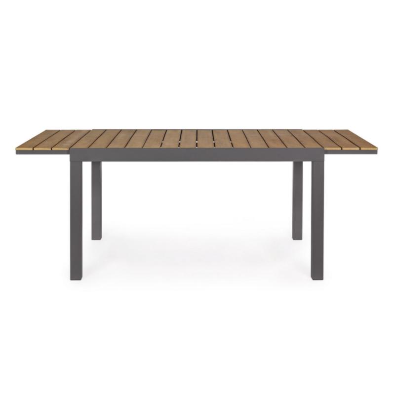 ELIAS CHARCOAL SJ61 EXT.TABLE 140-200X90