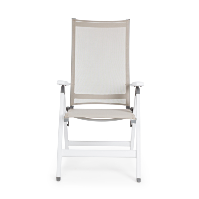 CRUISE WHITE GK50 RECLINING ARMCHAIR