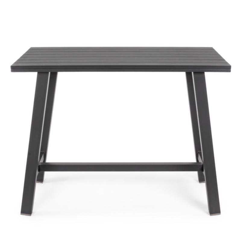 TABLE BAR SKIPPER ANTHRACITE YK13 130X73