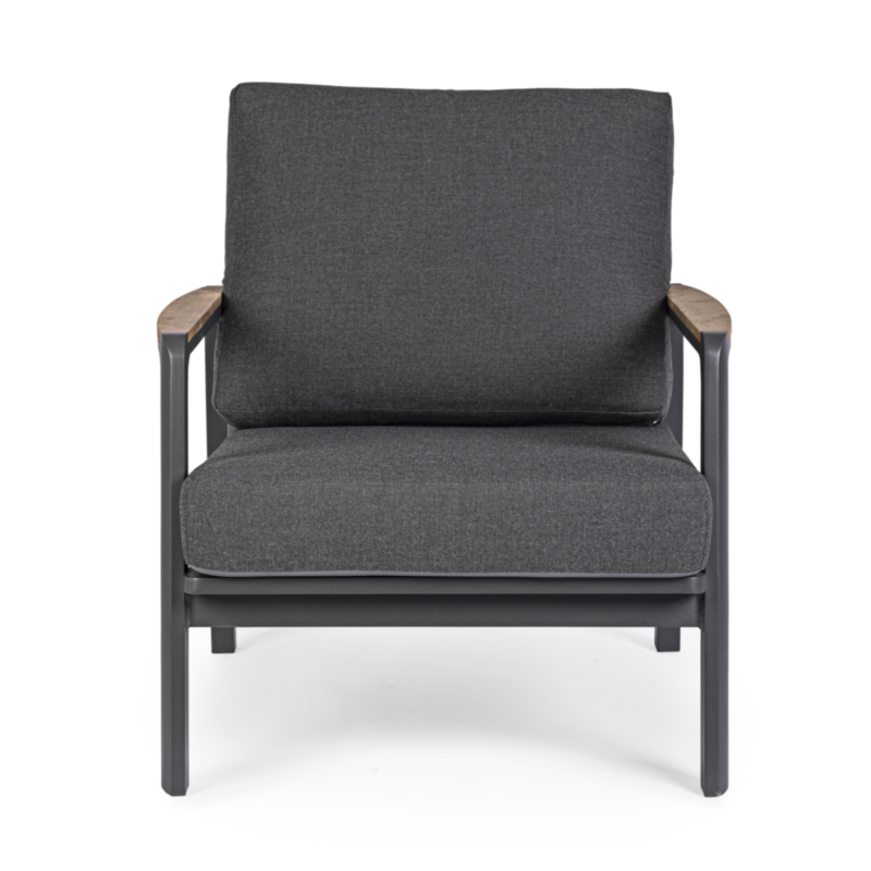 FAUTEUIL AC-C JALISCO ANTHRACITE WG21