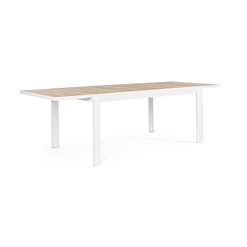 TABLE AL DELMAR BL YK11 160-240X100-FSC