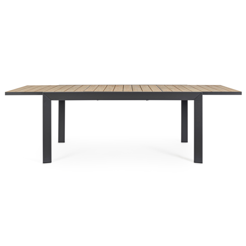 TABLE AL DELMAR AN YK13 160-240X100-FSC