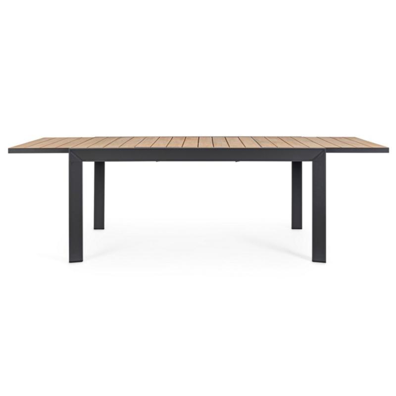 DELMAR EXT CH YK13 TABLE 160-240X100-FSC