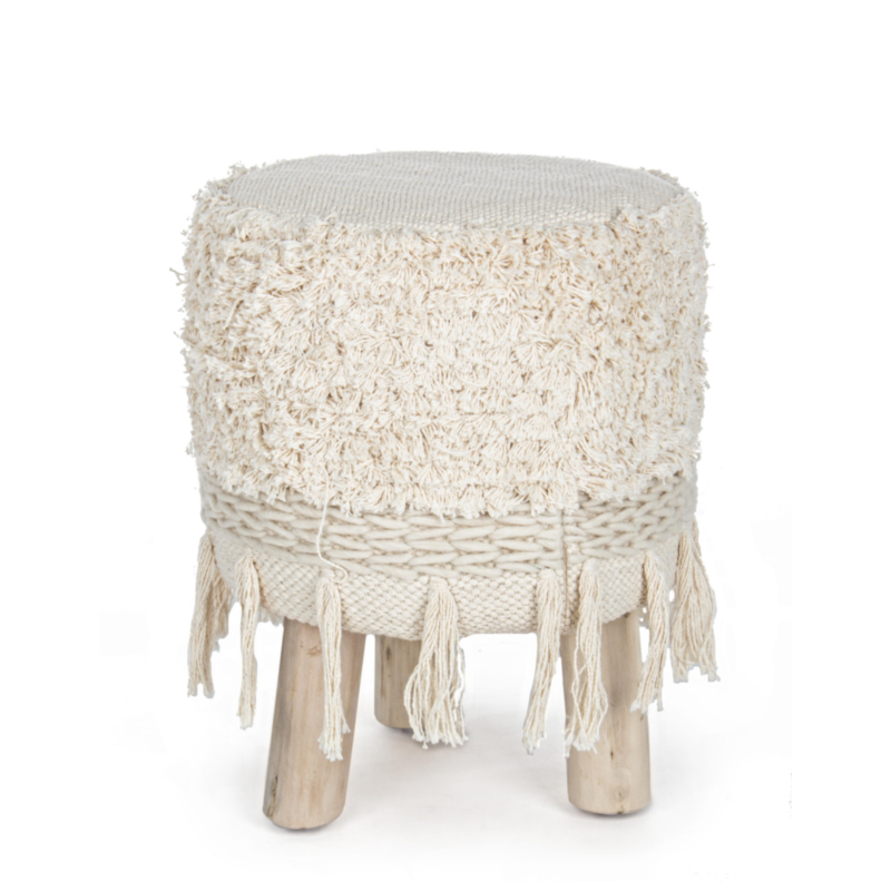 ACAPULCO NATURAL STOOL D30