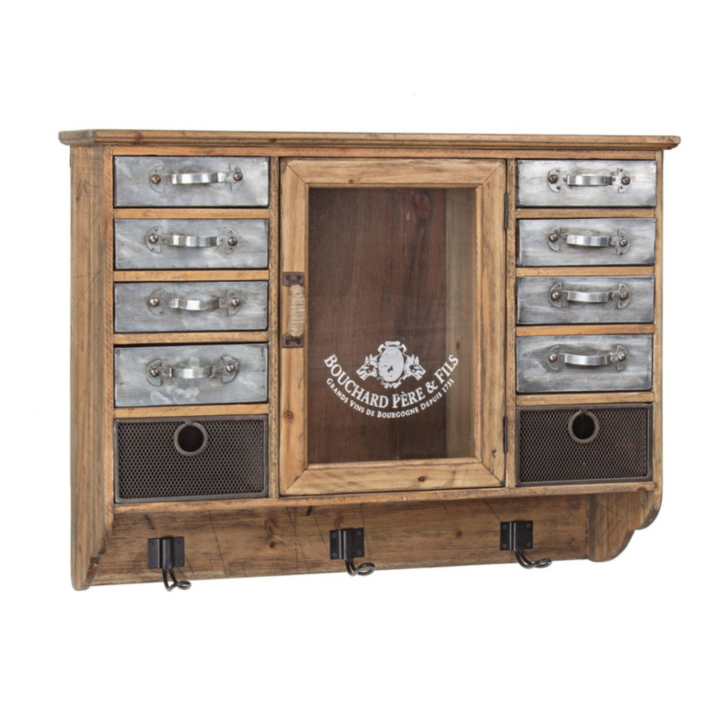 OFFICINA WALL CABINET 10DR-1DO