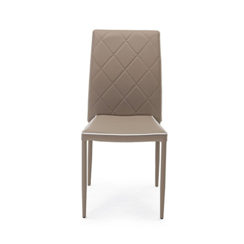 ACHILLE TAUPE CHAIR