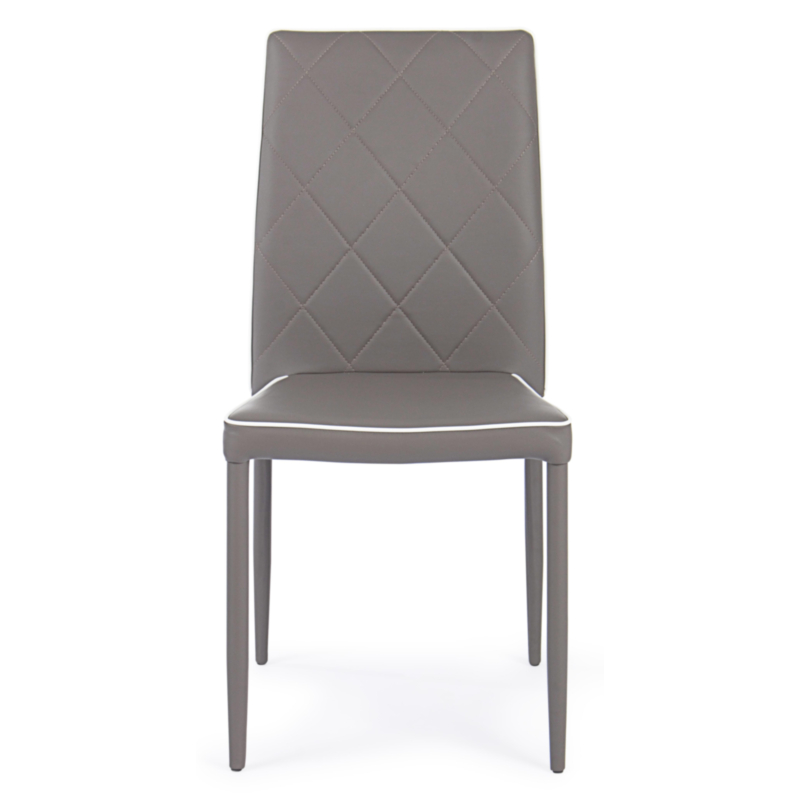 ACHILLE MUD COLOR CHAIR