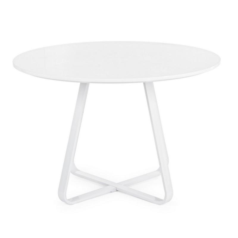 TABLE AXELLE RD BLANC D110