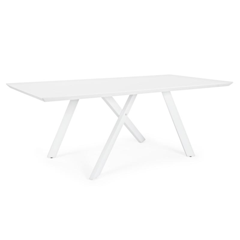 BRAMANTE WHITE TABLE 200X100