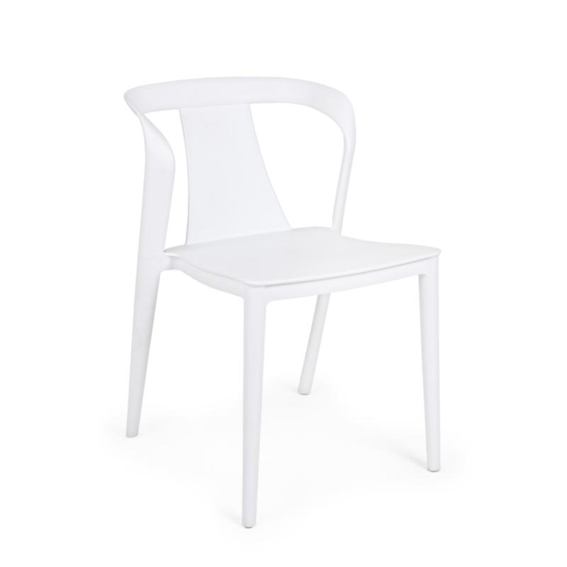 ALYSSA WHITE CHAIR