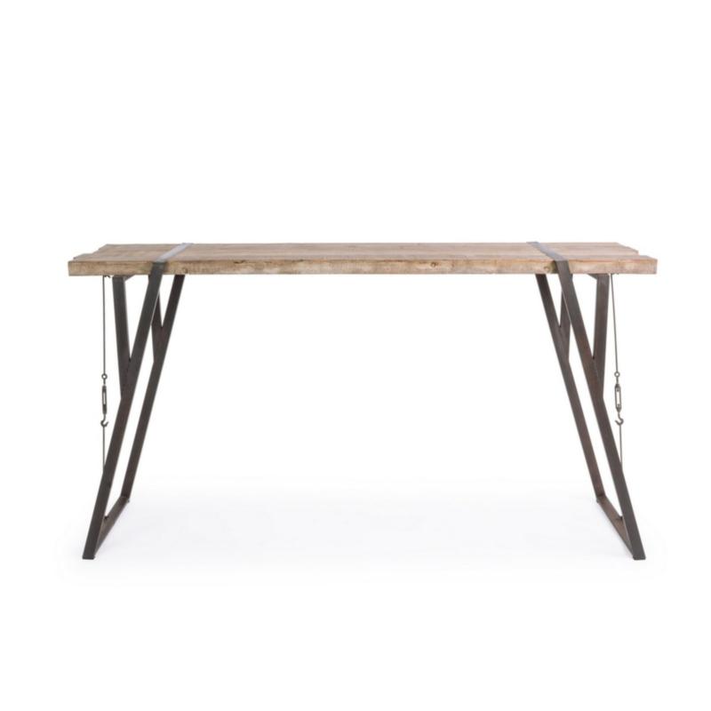 BLOCKS BAR TABLE 200X54