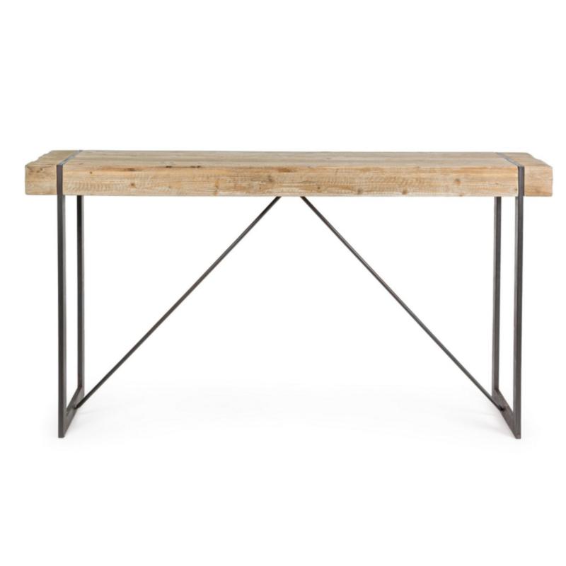 TABLE BAR GARRETT 200X50