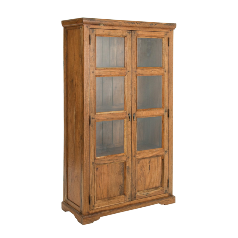 CHATEAUX BIG DISPLAY CABINET