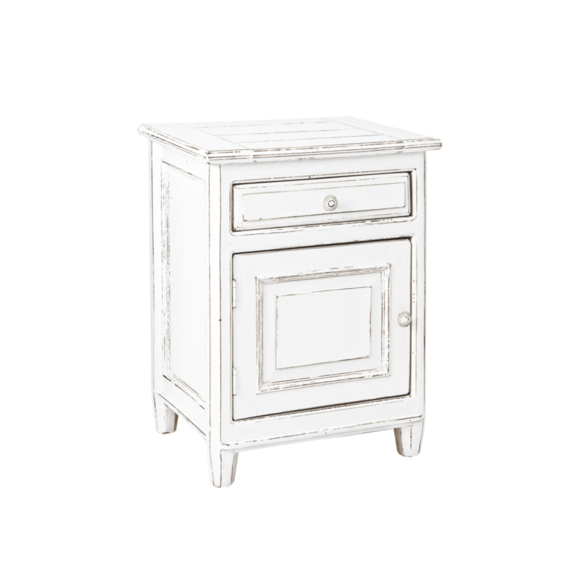 COLETTE BEDSIDE TABLE 1DO-1DR SX