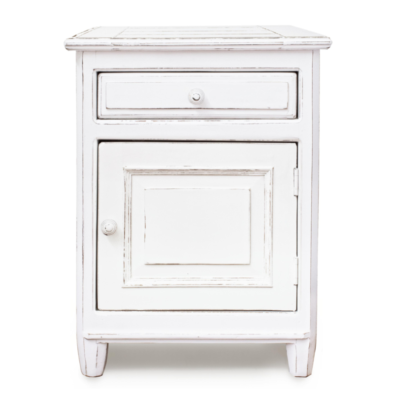 COLETTE BEDSIDE TABLE 1DO-1DR DX