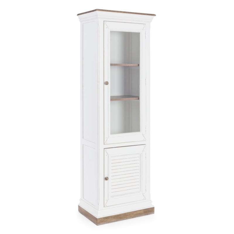LINCOLN GLASS CABINET 2DO