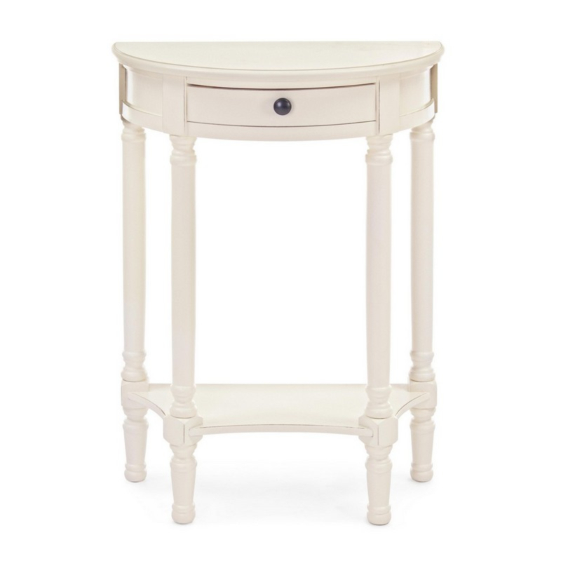AMABEL ROUND CONSOLE 1DR