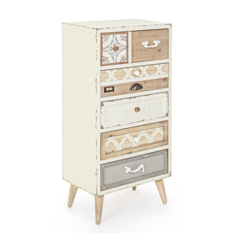 AURELIE CHEST OF DRAWERS 7DRAWERS