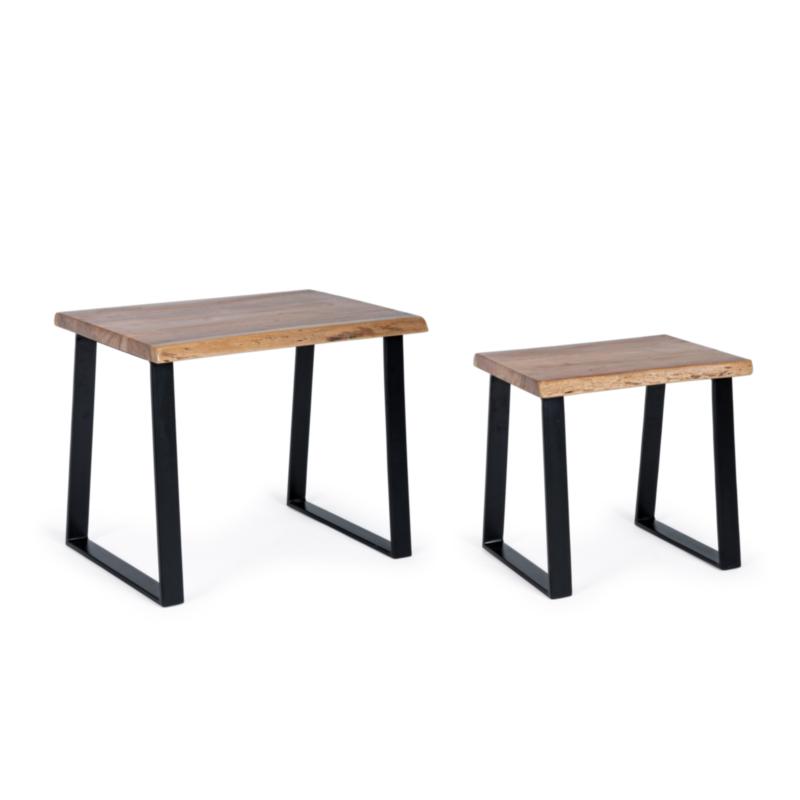 SET2 TABLE BASSE ARTUR