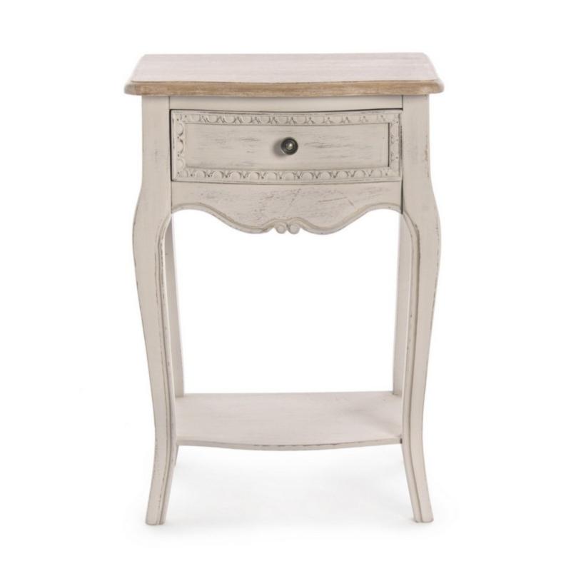 TABLE D'APPOINT 1T-1ÉT CLARISSE