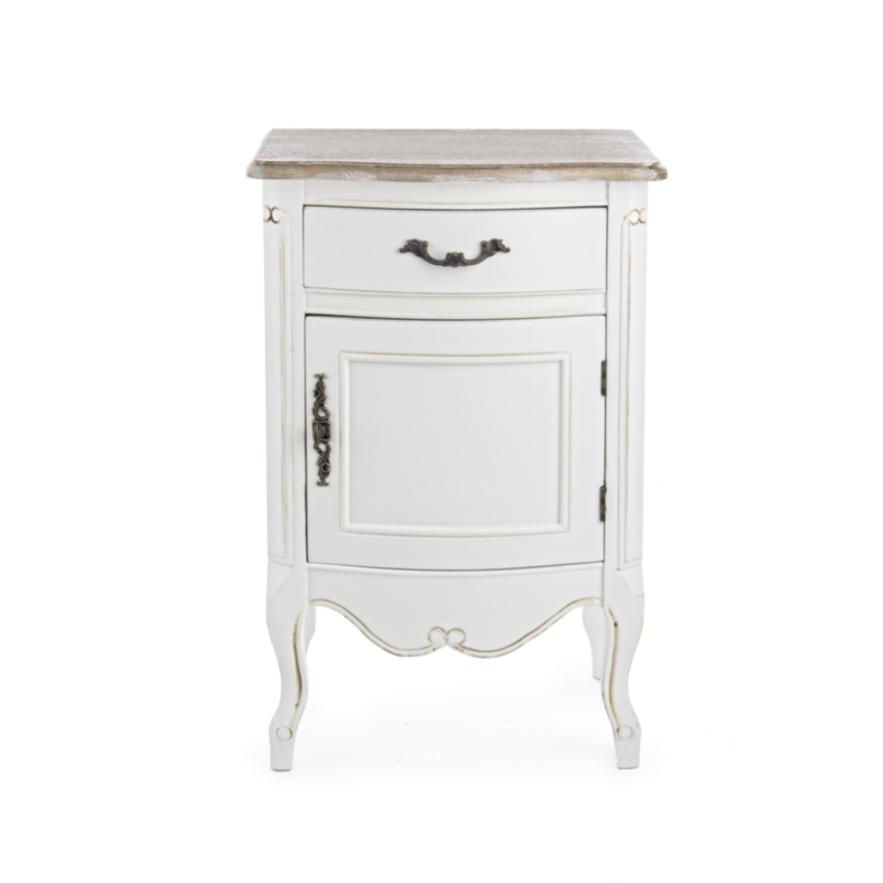 JUSTINE BEDSIDE TABLE 1DO-1DR