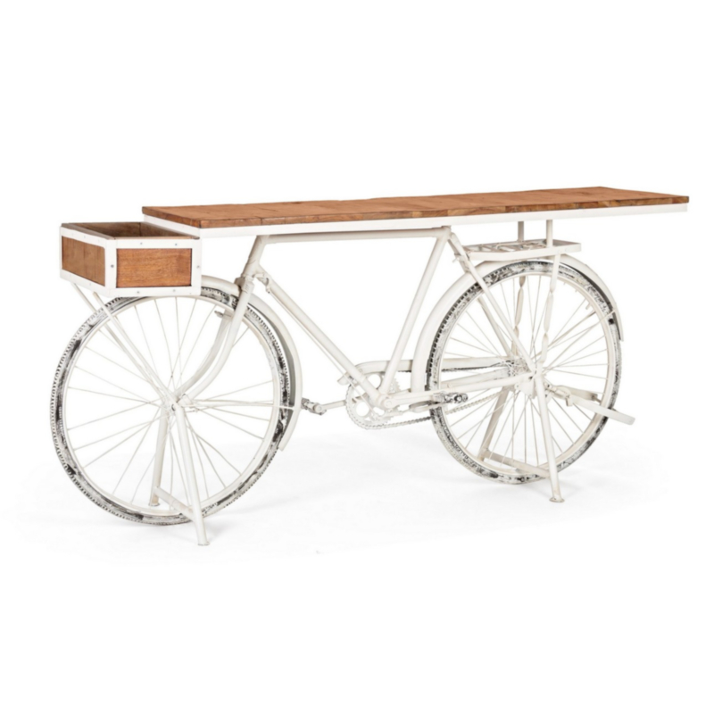 BICYCLE WHITE CONSOLE