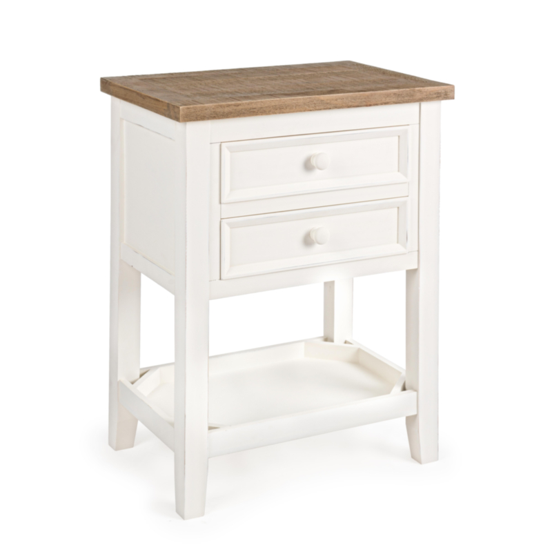 ELVIA LAMP TABLE 2DR