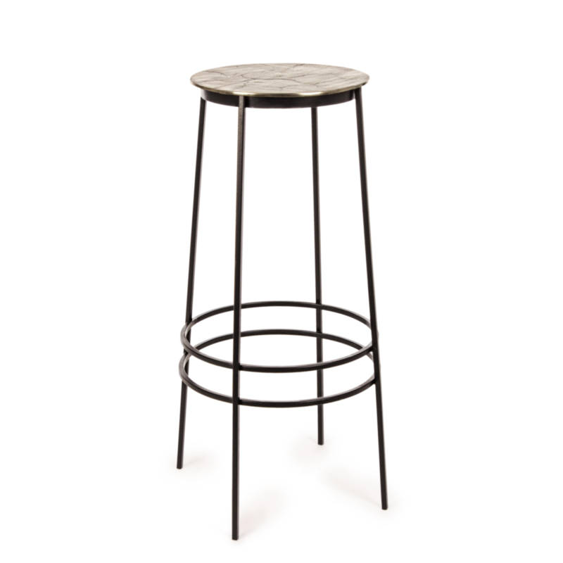TABOURET BAR AMIRA OR H77