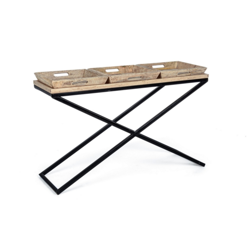 CONSOLLE TRAY 120X39
