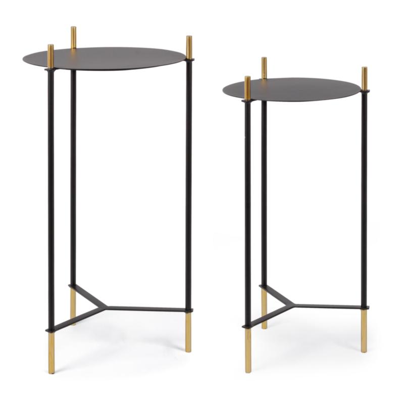 SET2 TABLE BASSE ANISHA RD HAUT