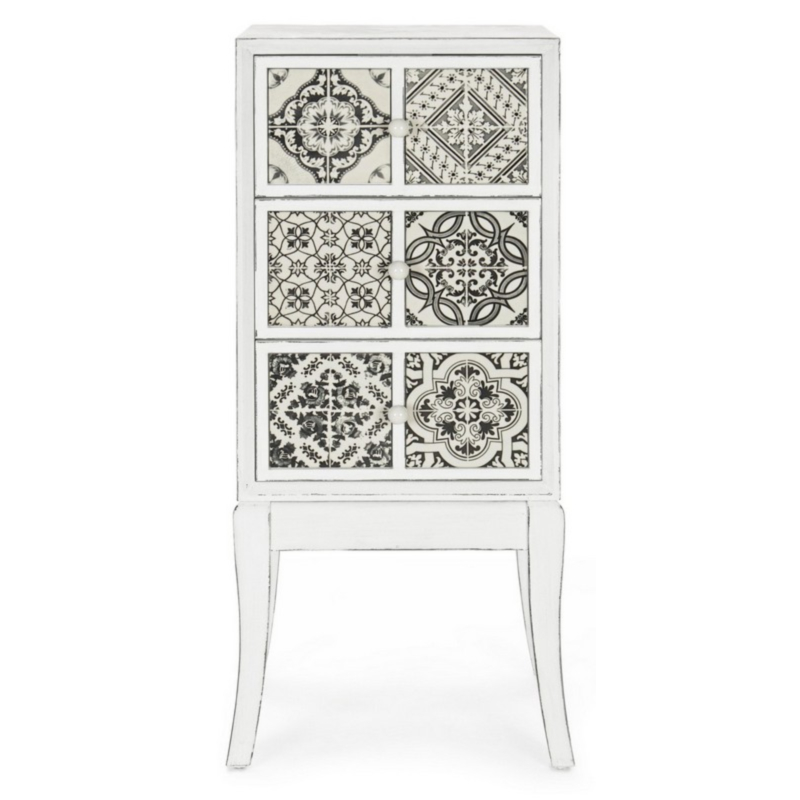 DIMITRA CHEST OF DRAWERS 3DR