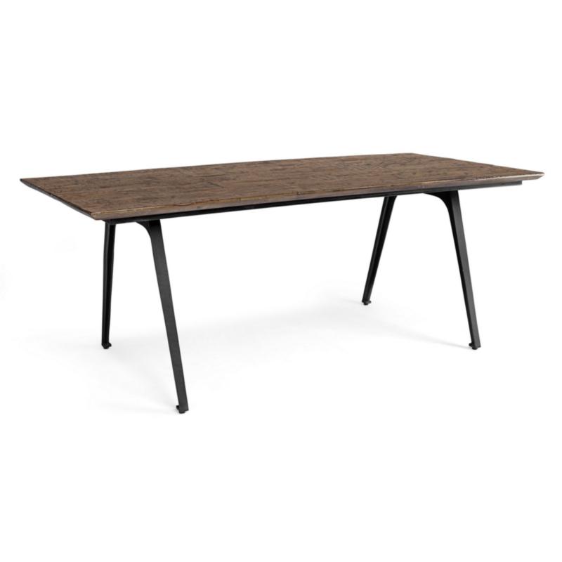 CODRIN BROWN GLOSS TABLE 200X90