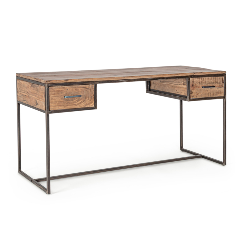 ELMER WRITING DESK 2DR