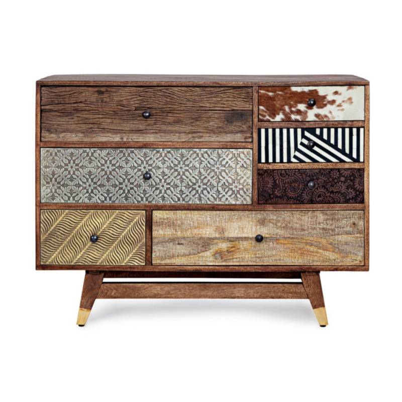 DHAVAL CHEST OF DRAWERS 7DR