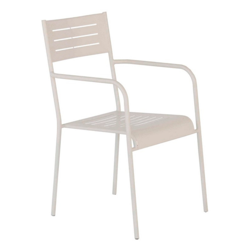 CHAIR WITH ARMRESTS MEDEA