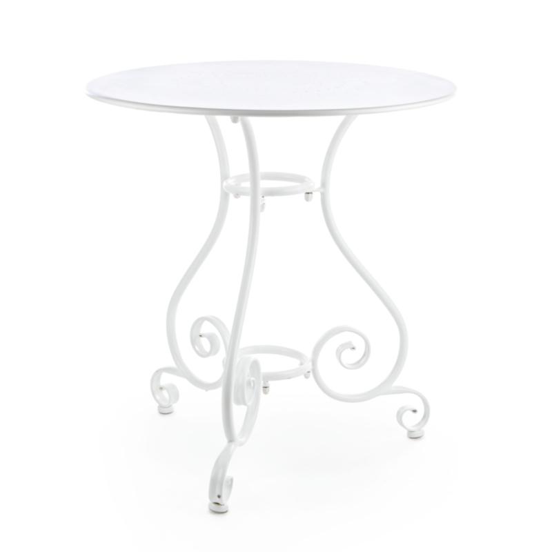 TABLE ETIENNE BLANC D70