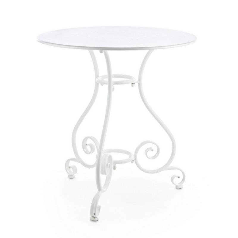 ETIENNE WHITE TABLE D70