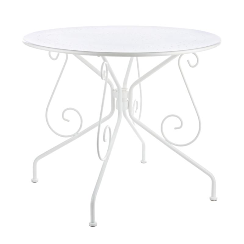 TABLE ETIENNE BLANC D90