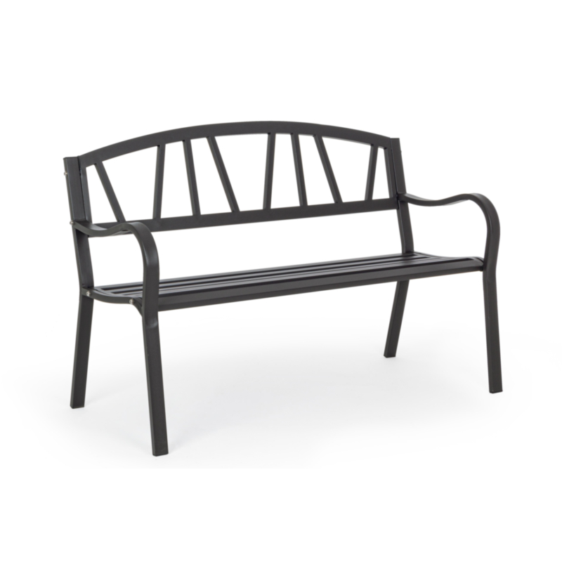 JANELLE CHARCOAL BENCH